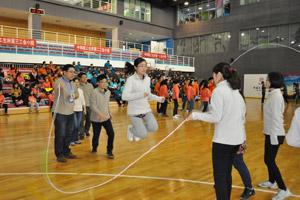 关于组织2017年学生跳绳、踢毽比赛的活动通知